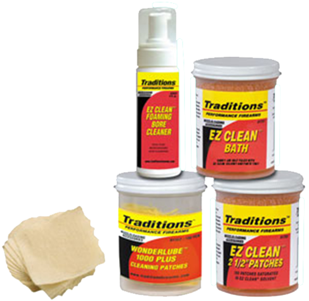 Traditions A3855 EZ Clean Value Pack Cleaning Kit Universal