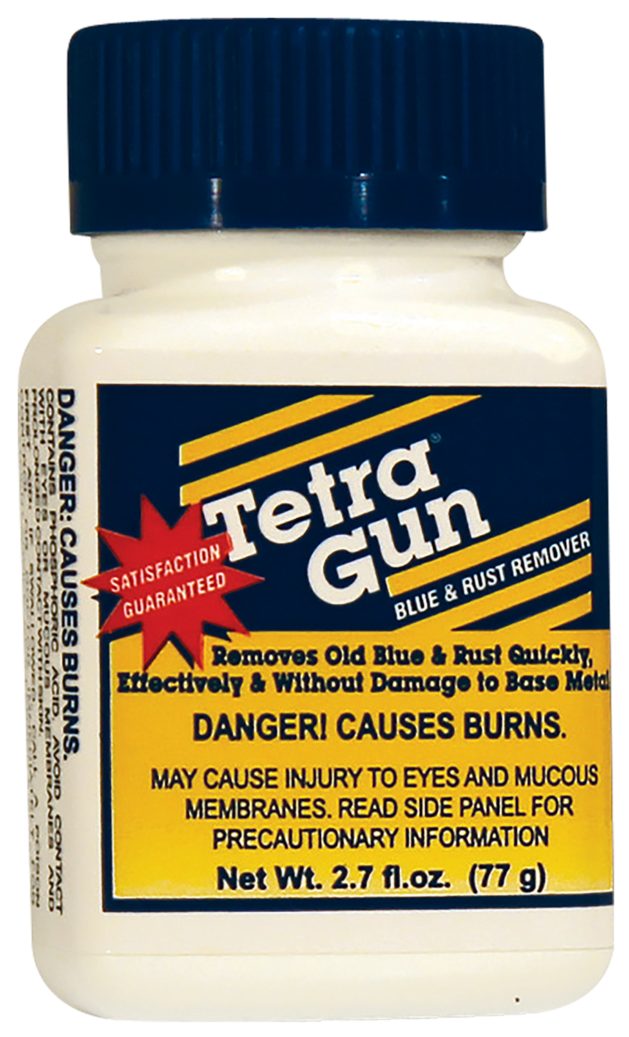Tetra 001I Gun Blue Cleaner Blue & Rust Remover 2.7 oz