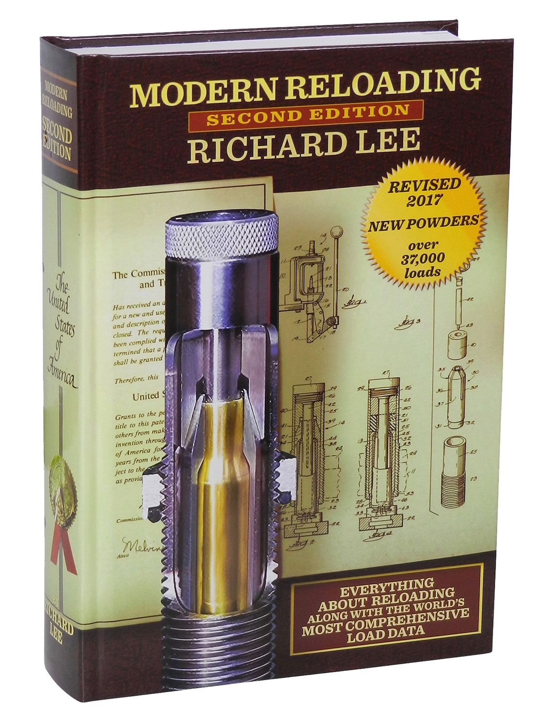 Lee 90277 Modern Reloading Book Modern Reloading 2nd Edition