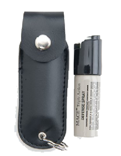 Mace 80185 Triple Action Pepper Spray Contains 5, One Second Bursts 11 gr 6-10ft