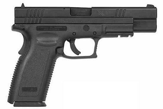 SPRINGFIELD XD 45ACP 5IN BLK COMPACT