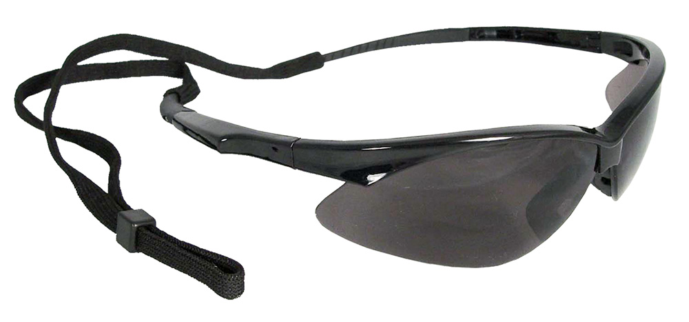 Radians OB140CS Outback Shooting/Sporting Glasses Amber Lens