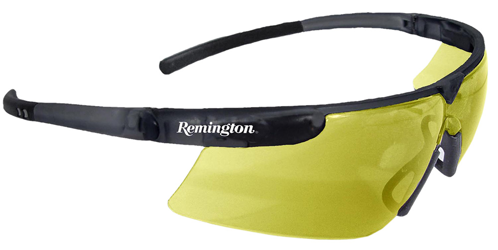 Radians T7240C Remington T-72 CLEAR Shooting/Sporting Glasses Amber Lens