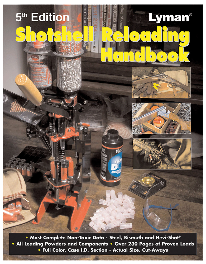 Lyman 9827111 Shotshell Reloading Manual 5th Edition