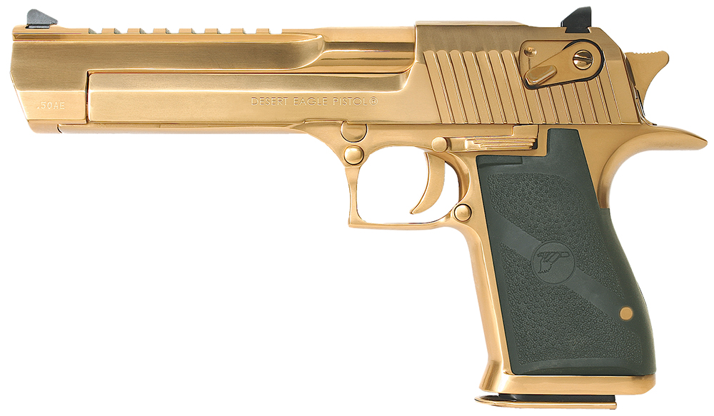 Magnum Research DE50TG Desert Eagle Mark XIX 50AE 6