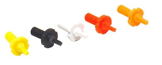 Tapco AR0902 AK/SKS Front Sight Kit AR-15 Multi-Colored