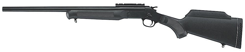 Rossi R223HBS SINGLE SHOT Break Open 223 Remington/5.56 NATO 23″ Synthetic Blue
