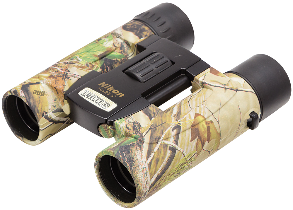 Nikon 8230 Realtree Outdoors 10x 25mm 260 ft @ 1000 yds FOV 13mm Eye Relief RAPG