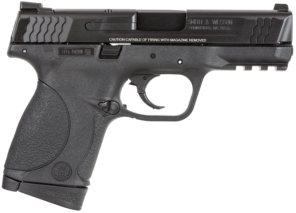 "S&W M&P 45 COMPACT 4"" 8RD W/SAFETY"