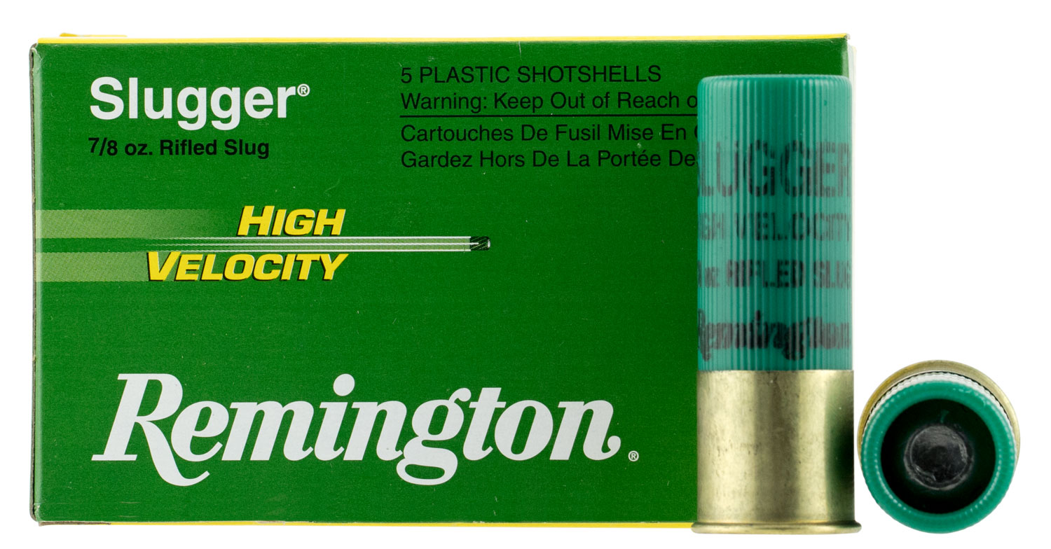 Remington SPHV20RS Slugger HV Slugs 20 ga 2.75