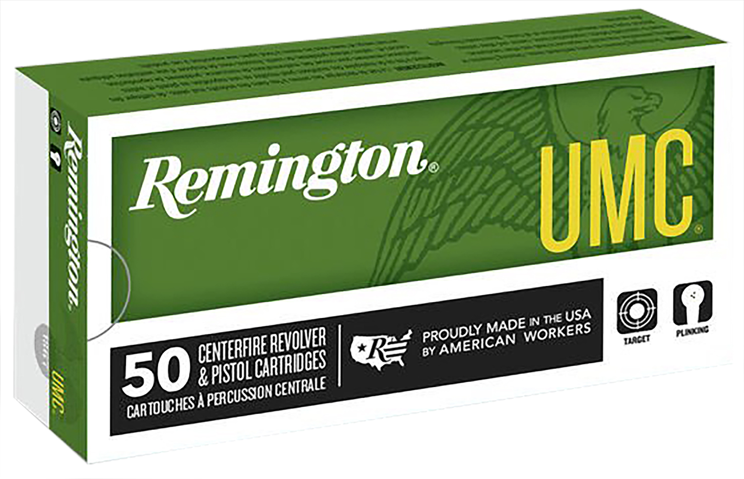 Remington 180 GR 40S&W 1000RDS