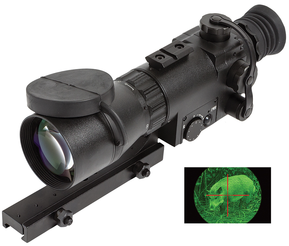 ATN NVWSM35010 Guardian NV Scope MK350 1+  Gen 2.5x90mm 15 degrees FOV 3v Li