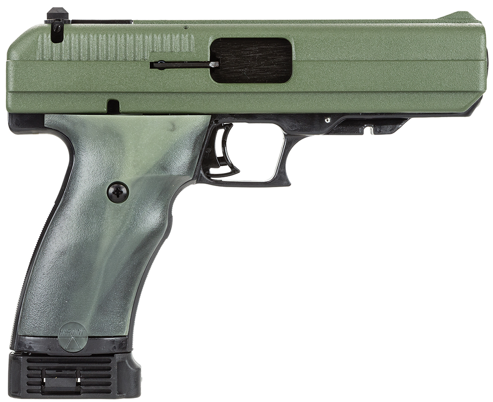 Hi-Point 34512 45ACP 10rd OD Grn/Camo 4.5