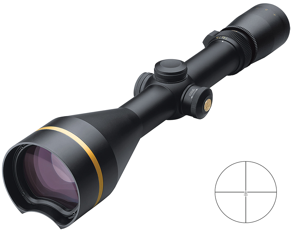 Leupold 66715 VX-3 4.5-14x 56mm Obj 20.5 ft-6.8 ft @ 100 yds FOV 30mm Tube B&C