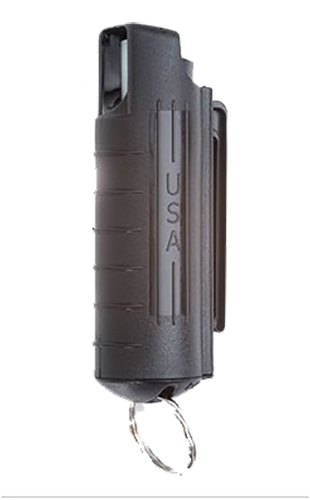 Mace 80391 Keycase Pepper Spray Contains 5, Short Blasts 11 gr Up to 10 Feet