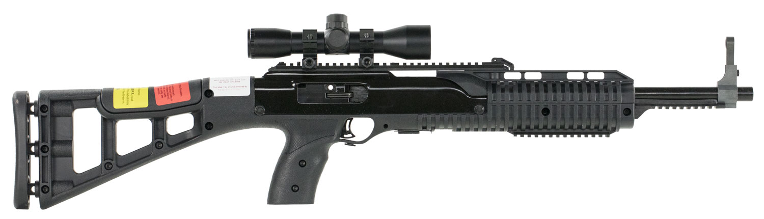 "Hi-Point Carbine .40 S&W 17.5"" Barrel 10RD Target Stock w/4x32 Scope"