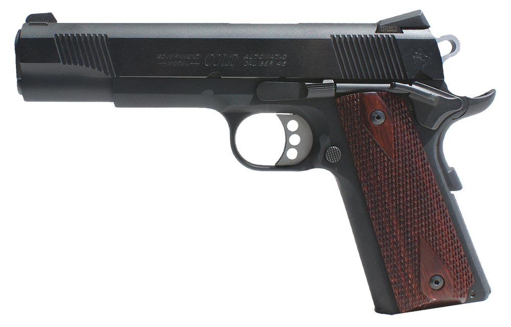 Colt O1880XSE XSE Government Lightweight 45 ACP 5