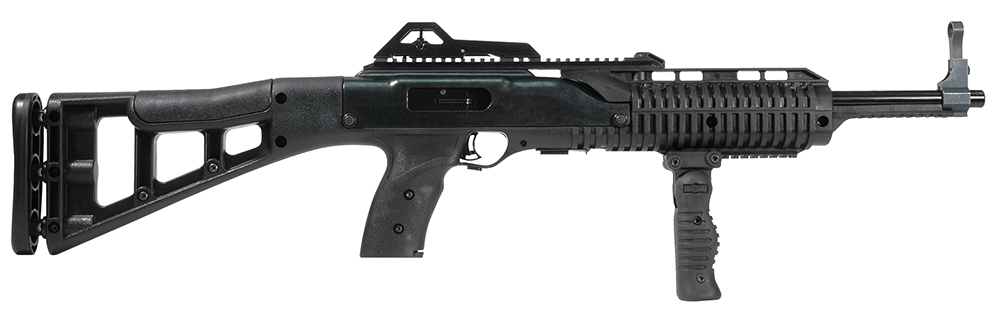 "Hi-Point Carbine 9mm 16.5"" Barrel 10RD Target Stock with Forward Grip"
