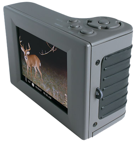 Moultrie MFHVWRSD Game Spy Handheld Digital Picture Viewer TFT LCD Screen 4 AAA