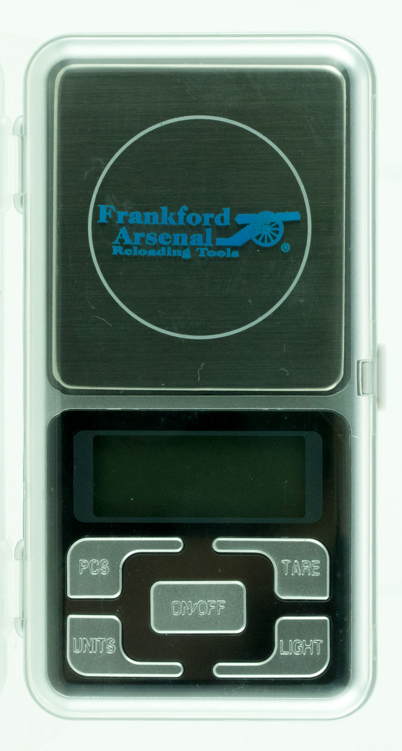 FRANK 205205  DIGITAL RELOADING SCALE