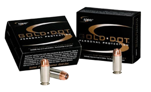 357 Sig Sauer 125GR Gold Dot Hollow Point 250RDS