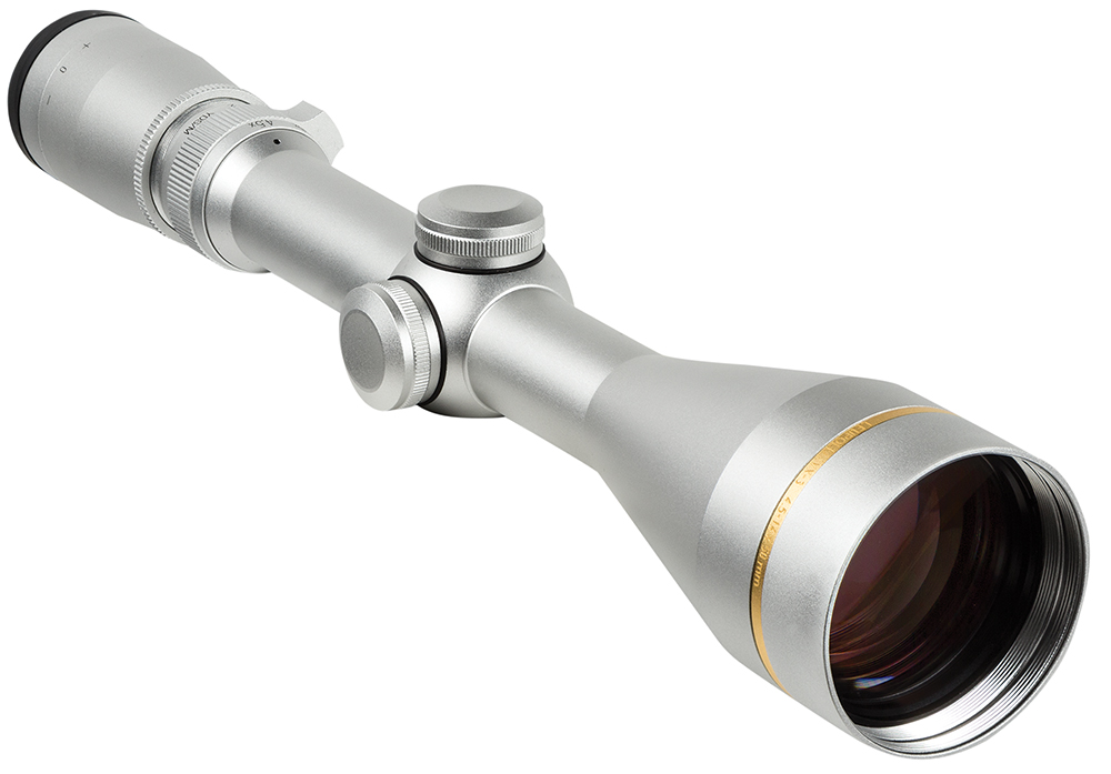 Leupold 66325 VX-3 4.5-14x 50mm .4ft@10 yds FOV 1″ Tube Dia Silv Boone/Crockett
