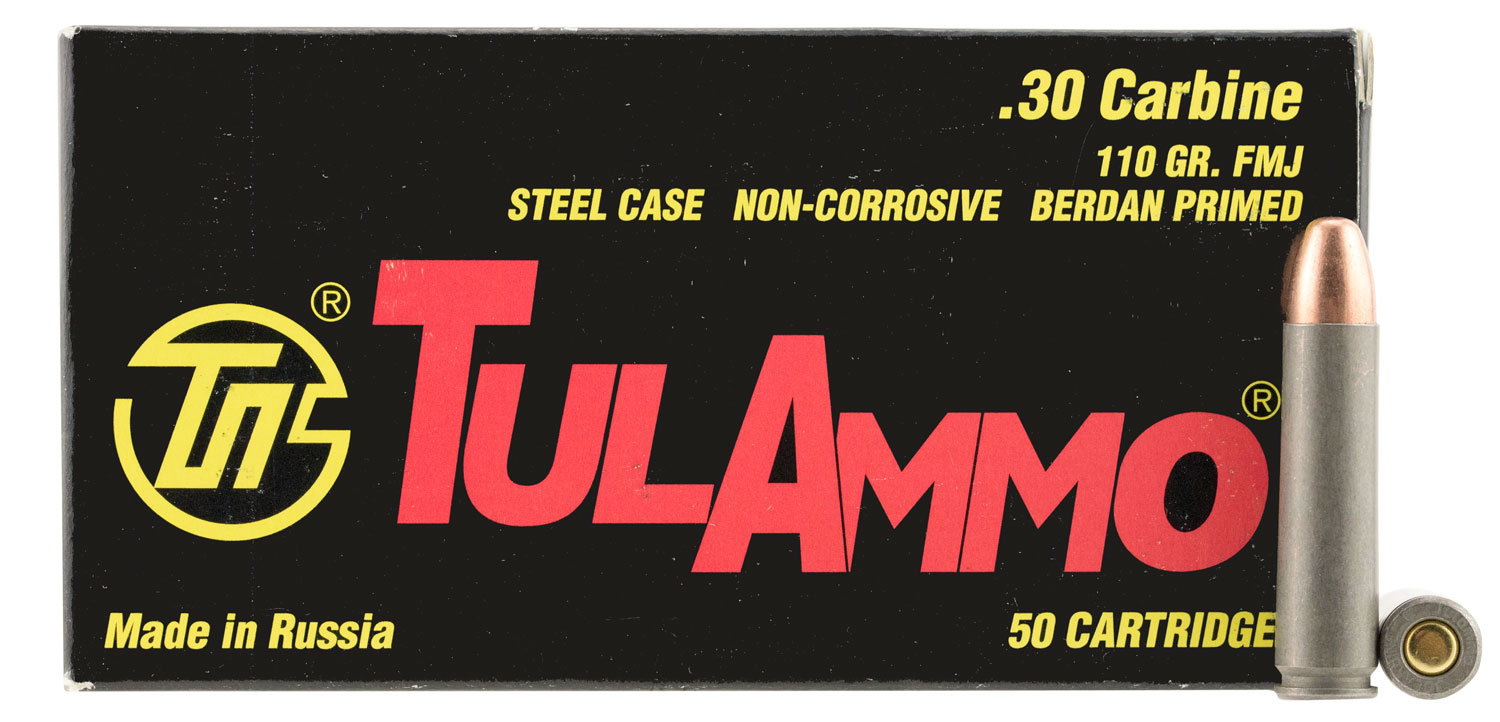 Tulammo TA762548 TULAMMO 7.62mmX54mm Russian FMJ 148GR 20Box/25Case