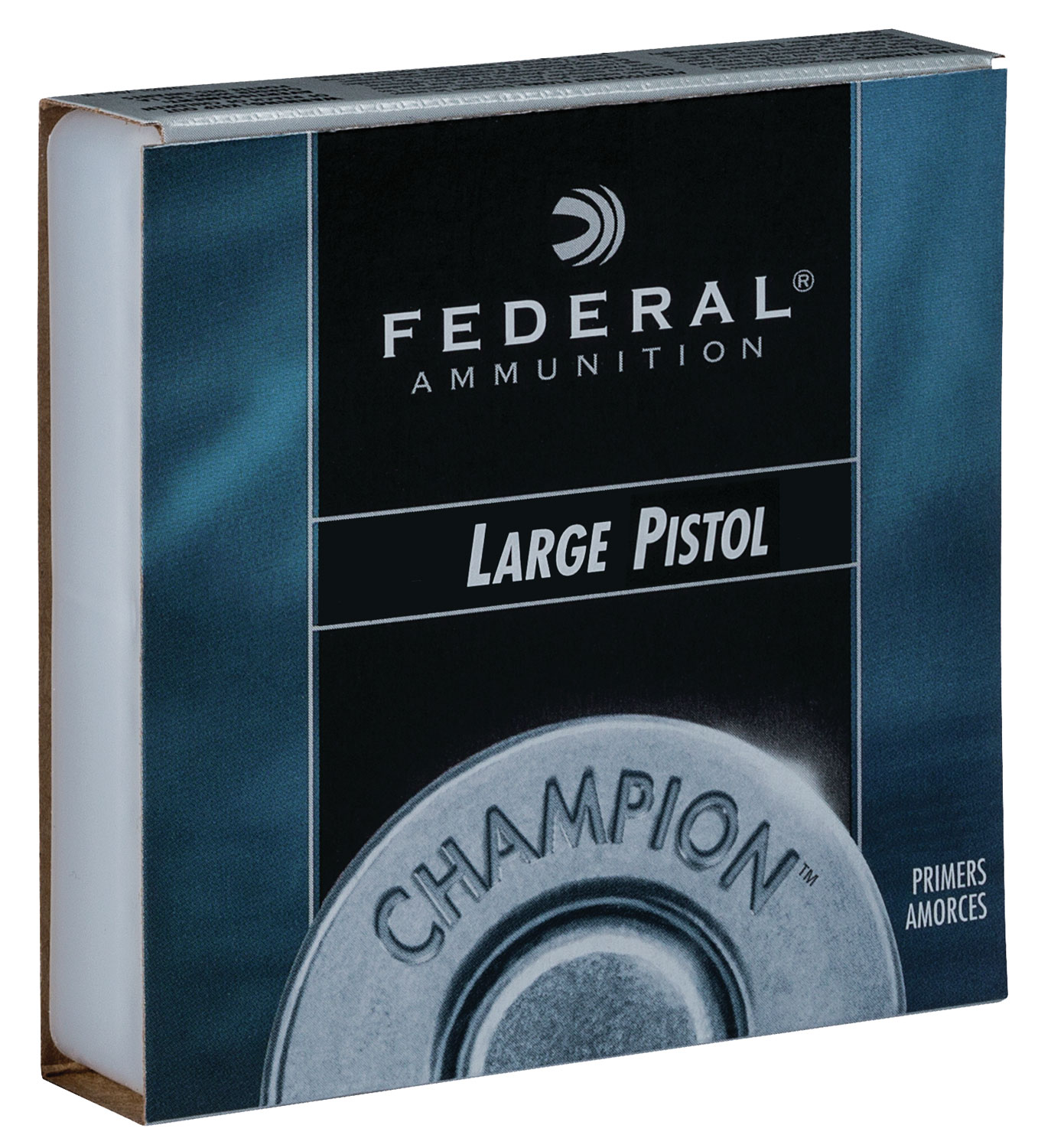 Federal 150 Standard Large Pistol 10 Boxes of 100 Primers