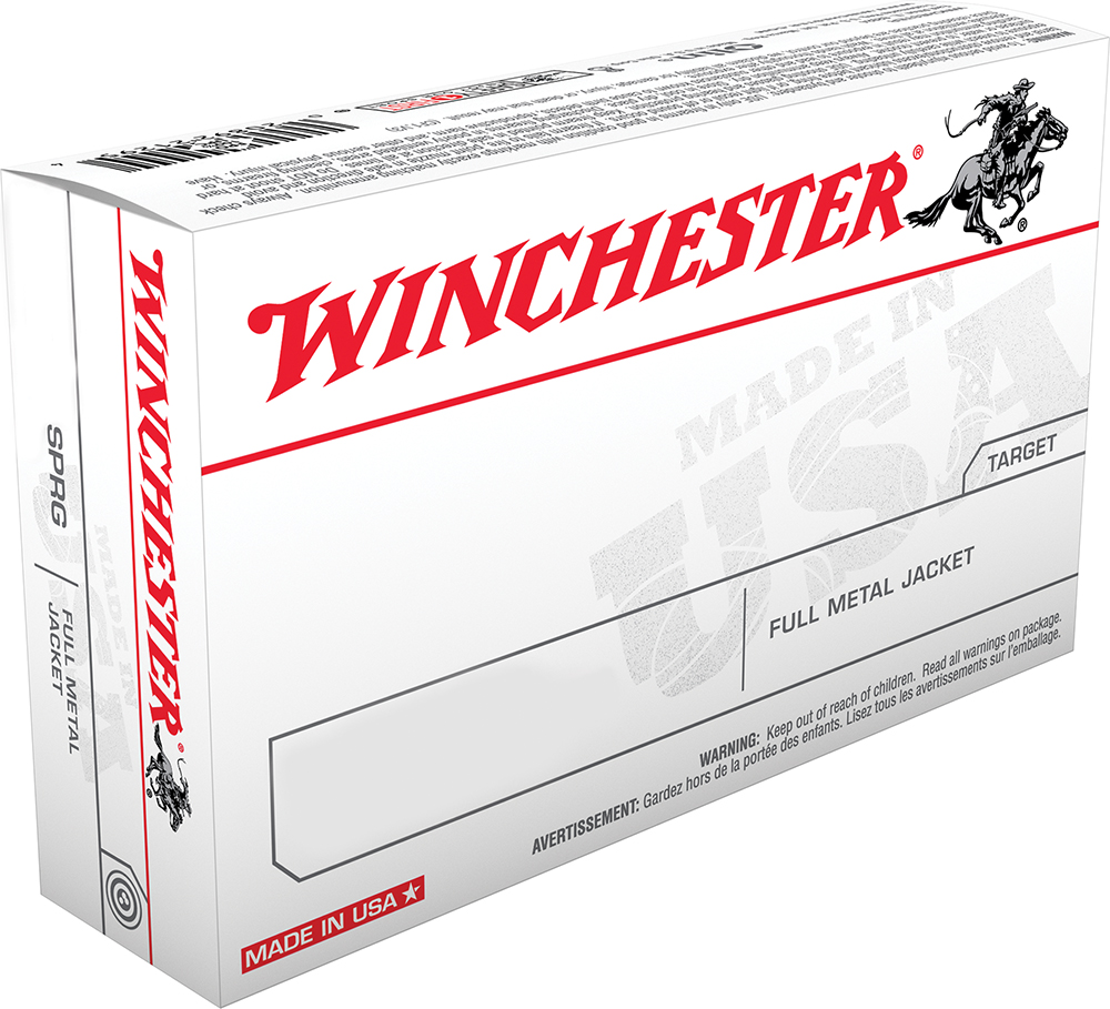 Winchester 124 Gr 9mm 1000RDS