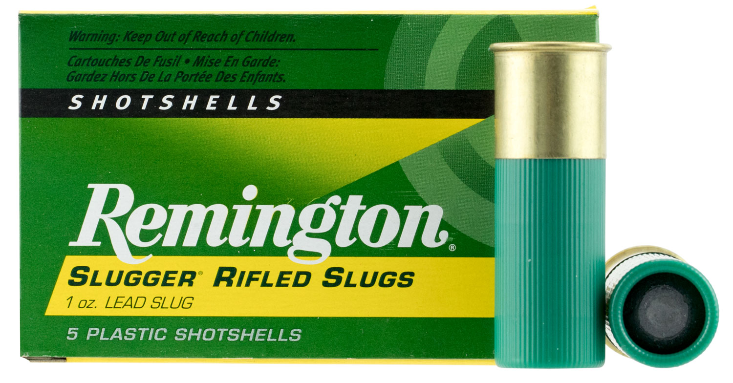 Remington SP12RS Slugger Rifled Slugs 12 ga 2.75