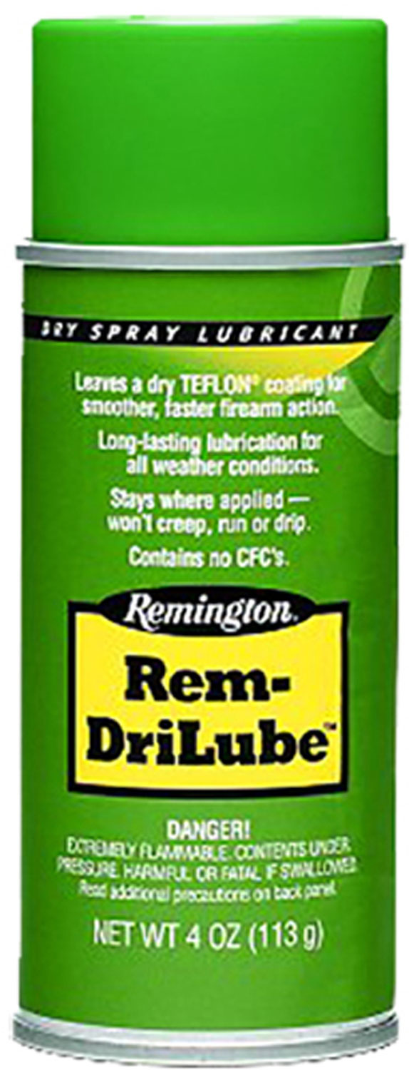 Remington 18396 Drilube Dry Lubricant Aerosol 4 oz