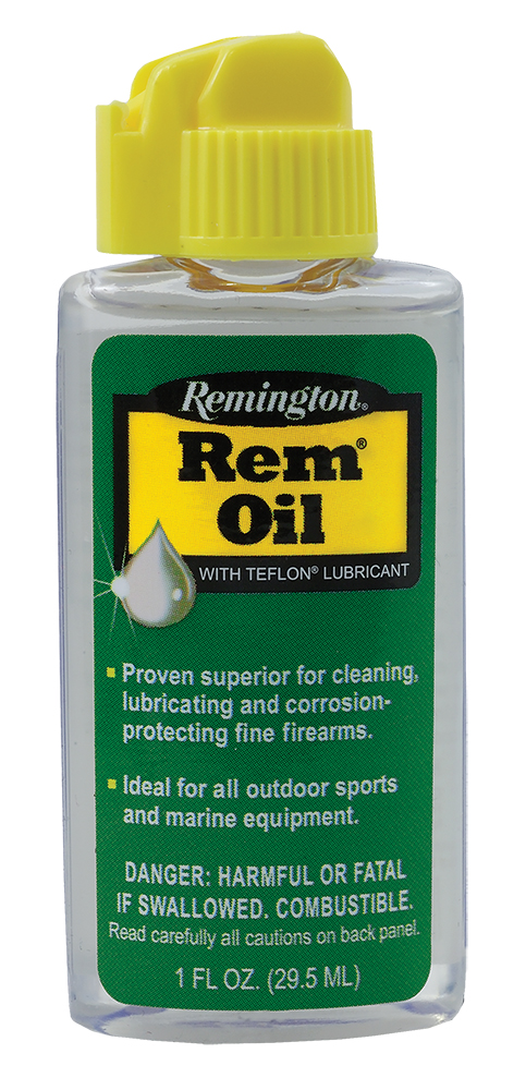 Remington 26617 Rem-Oil Lubricant Bottle 1oz