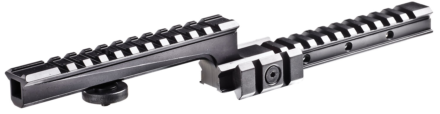 Command Arms CHM AR15/M16 Picatinny Mount Rail for Carry Handle Aluminum Black