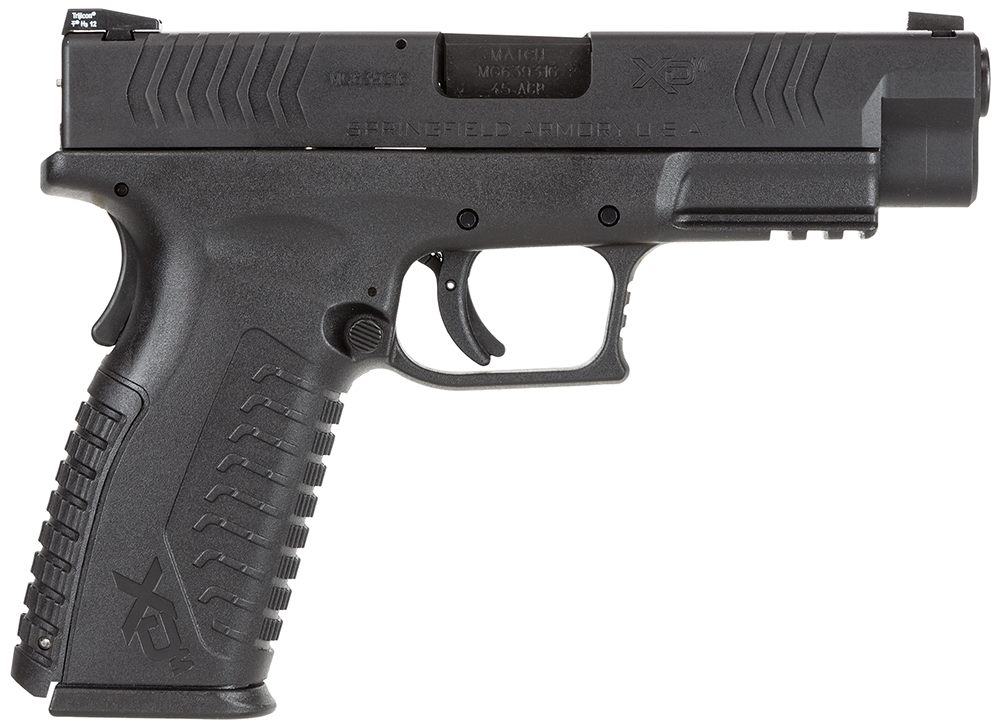 SPRINGFIELD XDM 45ACP BLK NIGHT SITES