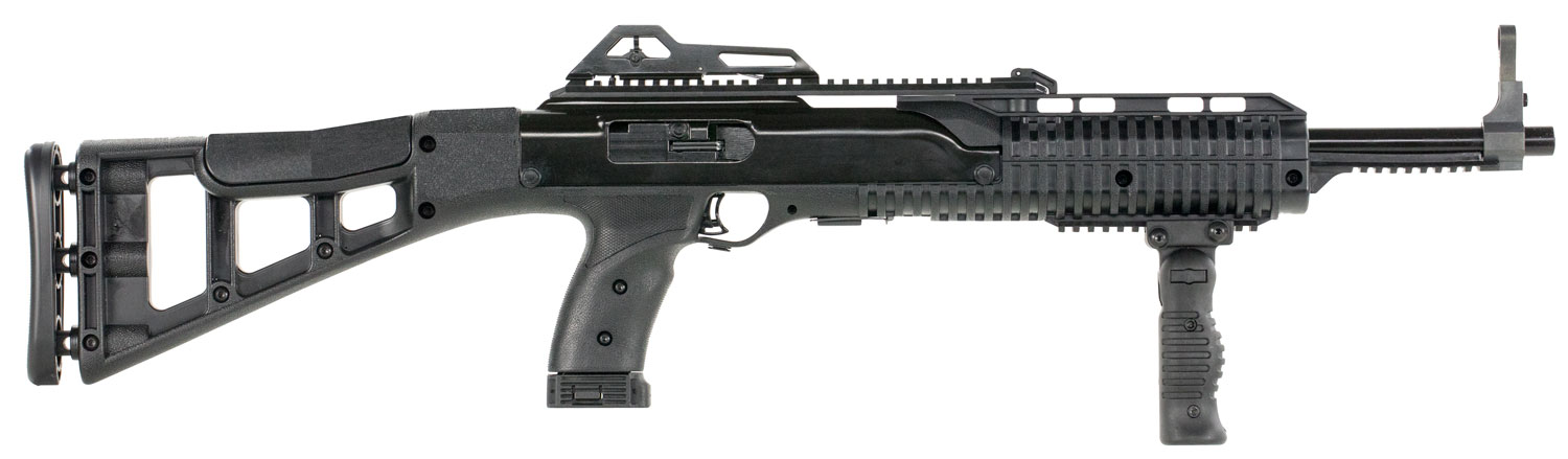 "Hi-Point Carbine .40 S&W 17.5"" Barrel 10RD Target Stock with Forward Fold Grip"