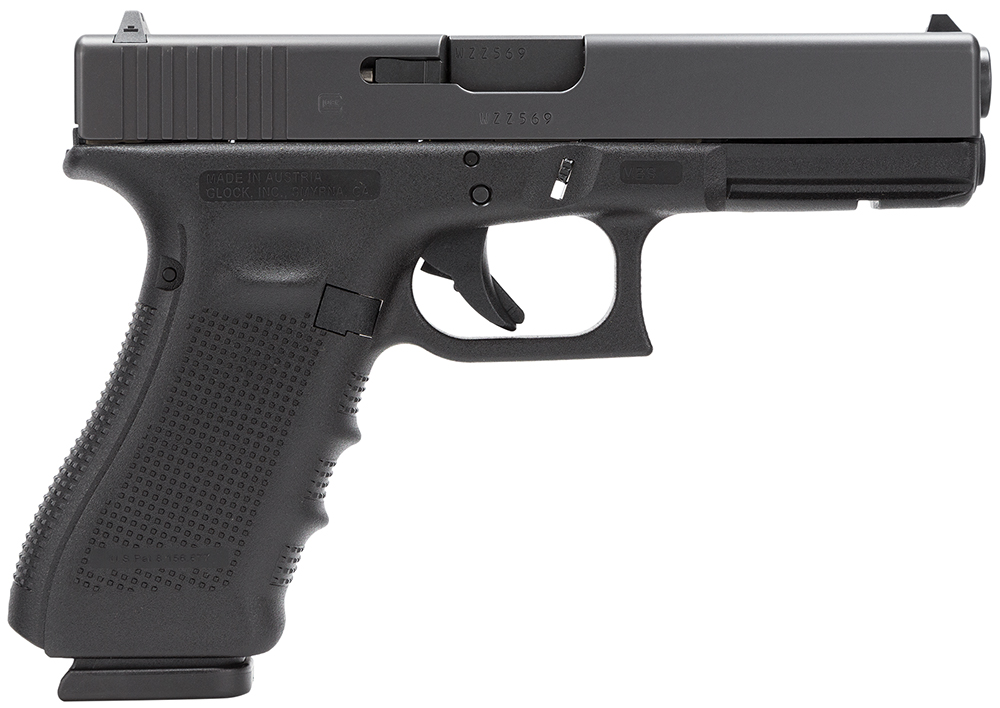 "Glock PG3150203 G31 Generation 4 357 Sig Sauer 4.49"" 15+1 Black Synthetic Grip"