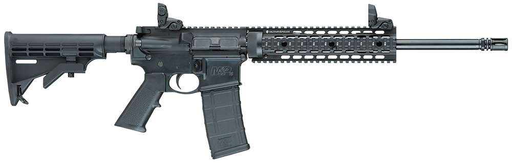"Smith and Wesson M&P 15 Tactical 5.56mm 16"" Barrel 30+1"