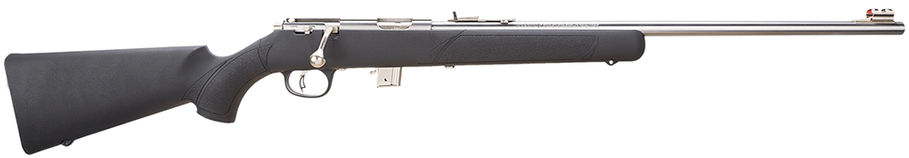 Marlin 70801 XT-22SR Bolt 22LR 22″ 7+1 Black Synthetic Stock Stainless Finish