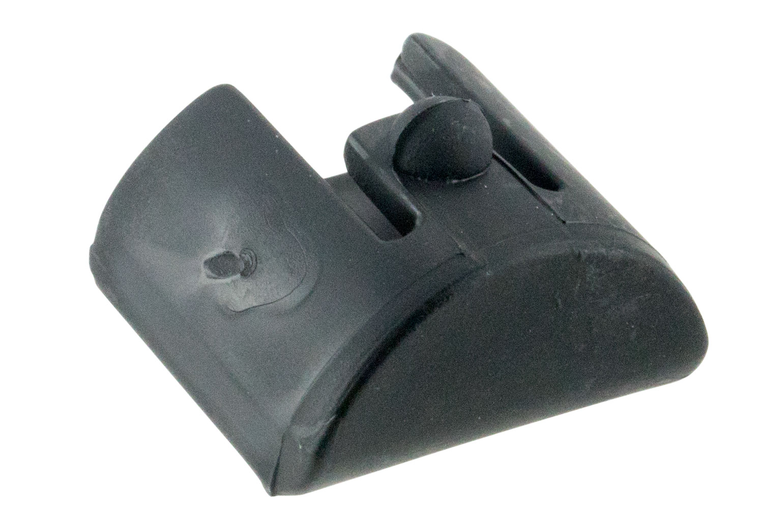 Pearce Grip PGGFI Grip Frame Insert For Glock Mid/Full Size Poly Black