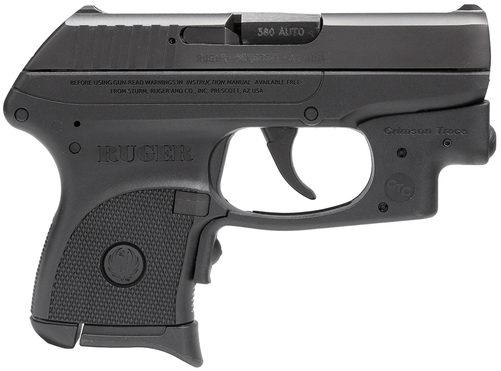 Ruger 3713 LCP-CT 380 ACP 2.75