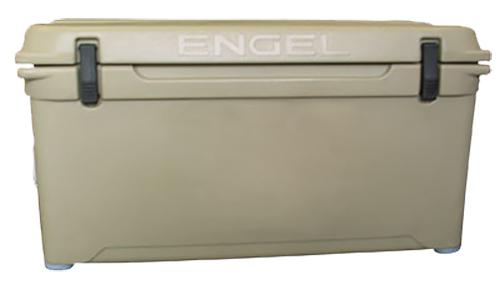 Engel ENG65T Deep Blue Performance Coolers 65 Quart Tan