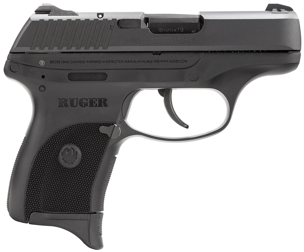 Ruger 3200 LC9 9mm 3.12