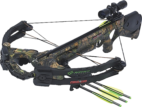 Barnett 78035 Predator Crossbow/Red Dot Package Predator Realtree All PurposeGn