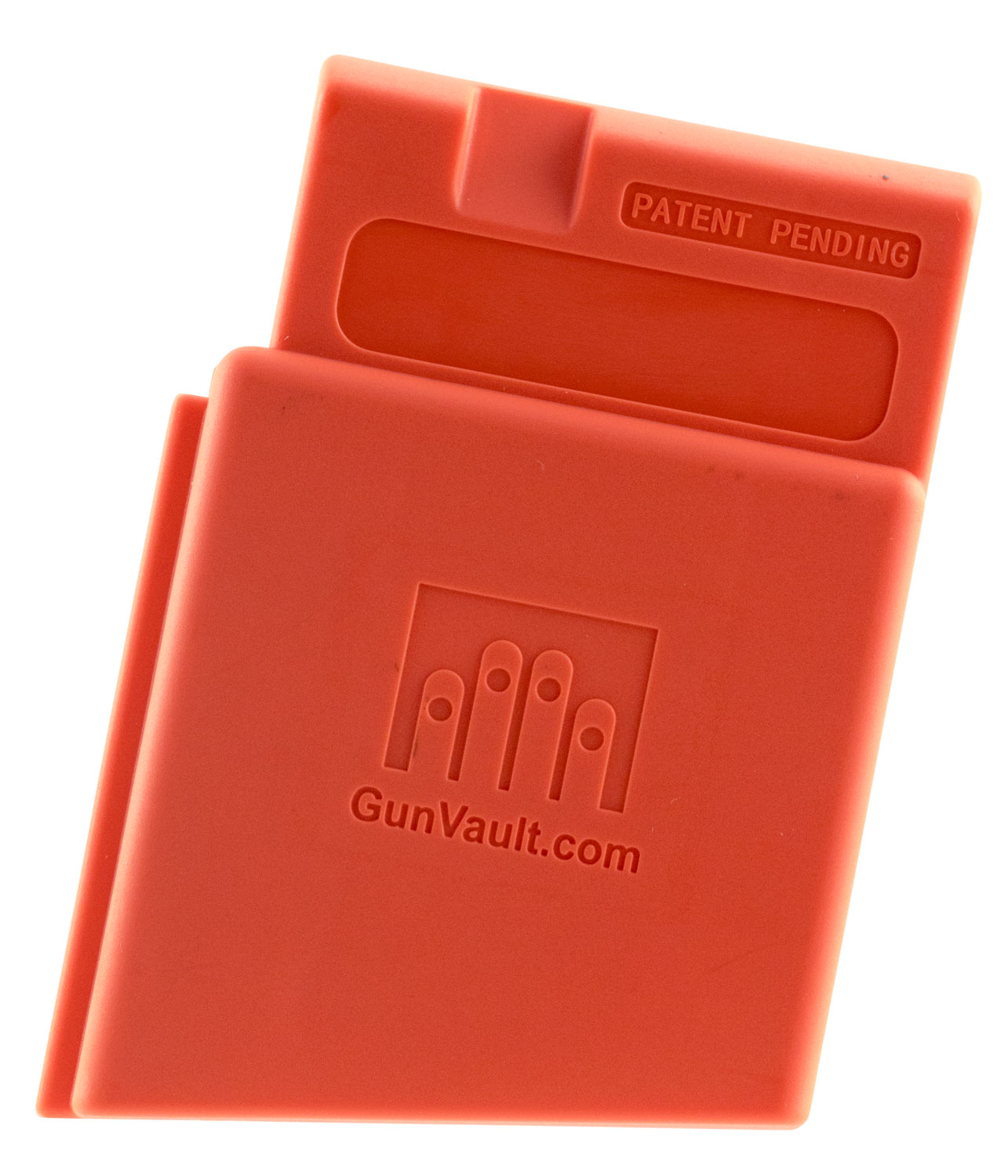 Gunvault AR01 MagVault Gun Lock Orange
