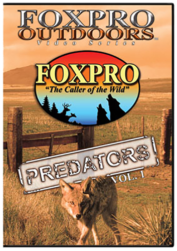 Foxpro VOL1 Outdoors DVD Volume I Predators