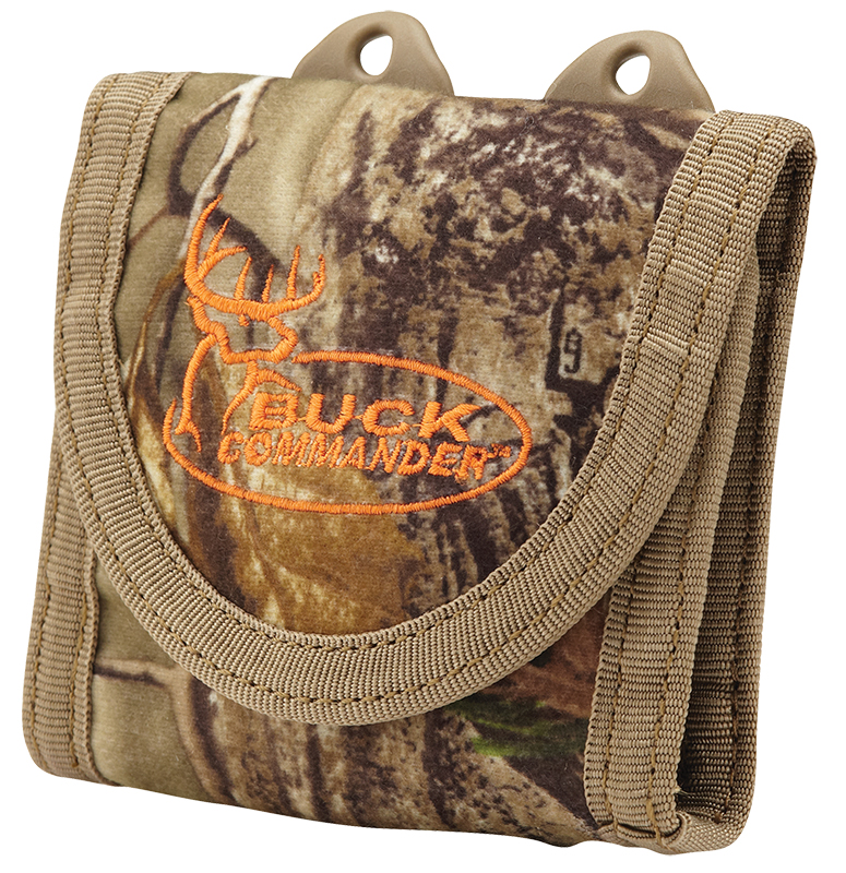 Buck Commander 42741 Shotshell Holder 5 Shells Polyester Realtree AP