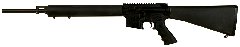 Colt CR6720 AR-15 Match Target Accurized Semi-Auto 223/5.56 20″ A2 Stk Blk