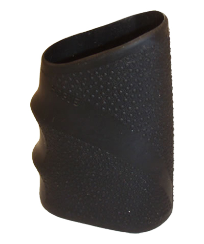 Hogue 17210 HandALL Tactical Slip-On Grip Large Black Rubber