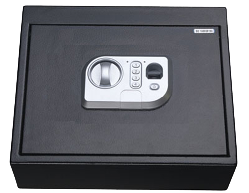 Stack-On PS5B BIOMETRIC DRAWER SAFE Gun Safe Black
