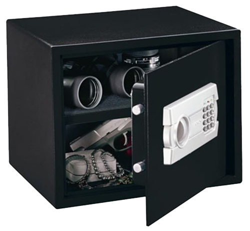Stack-On PS-515-12 Electronic Large Safe Black